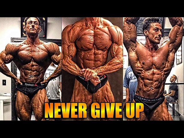 Sadik Hadzovic ''Winners Never Quit and Quitters Never Win'' | Bodybuilding Motivation