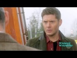 Supernatural 13x15 The Boys Find Out The Priest IS The Most Holy Man &amp Take His Blood