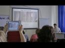 Выступление на семинаре по Хиромантии в Киеве