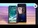 Face ID vs Intelligent Scan - iPhone X vs S9 Plus