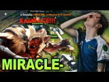 Miracle- Troll &amp Sven Wrecking Pubs with w33 Unstoppable Duo - Dota 2