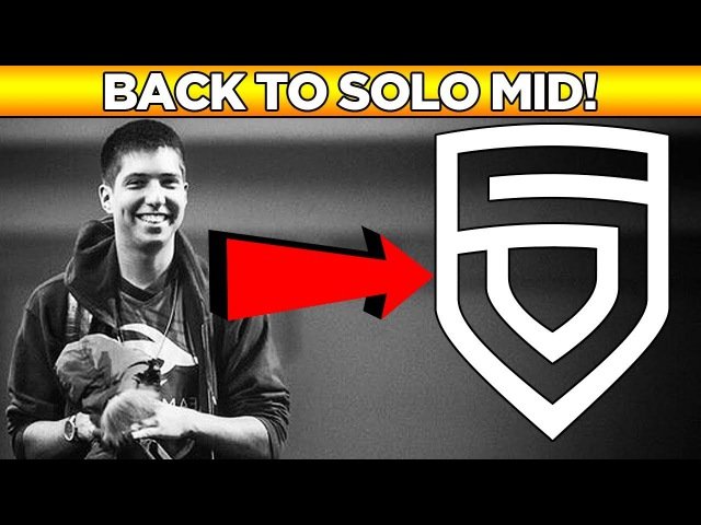 W33 back to Solo Mid! Debut Match with new Team PENTA SPORTS – Dota 2 DAC