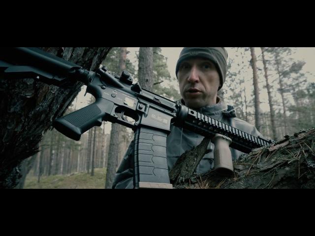 Specna Arms SA-A19 Первые впечатления (4k)