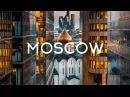 Moscow Russia Aerial view 5K Москва Россия Аэросъемка