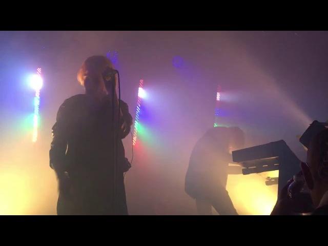 MXMS performs at Bar Sinister (brief samples)