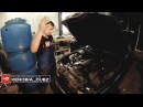 BMW E39 - замена доп электро помпы, натяжителя ремня кондиционера и генератора! День...