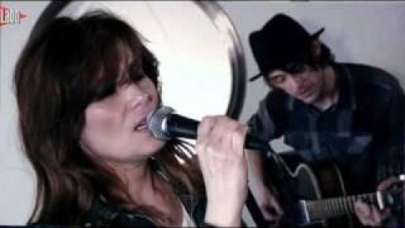 Emmanuelle Seigner Femme Fatale reprise du Velvet Underground