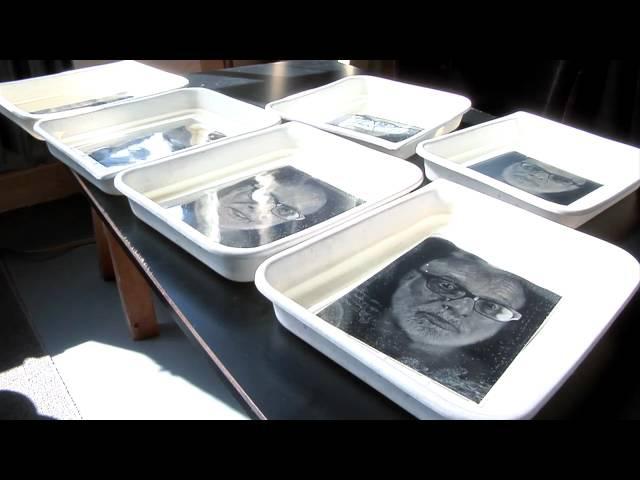 AA Portrait - Chuck Close