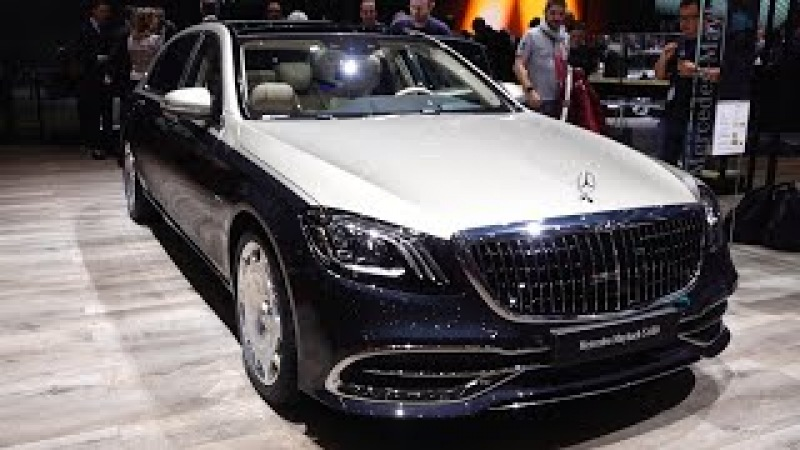 2019 Mercedes S Class S650 Maybach V12 - NEW Full Review LONG Interior Exterior Infotainment