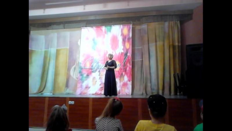 Надежда концерт в ДК Аммофос 24.12.17. песня - Птицы