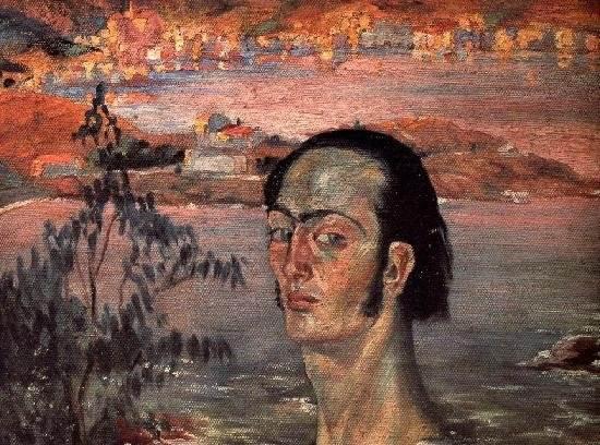 «Автопортрет с рафаэлевской шеей» — один из самых известных автопортретов испанского художника Сальвадора Дали (1904-1989). Картина была написана в 1921 году.