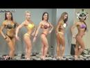 Кубок России по бодибилдингу 2016. Фитнес-бикини до 169 см