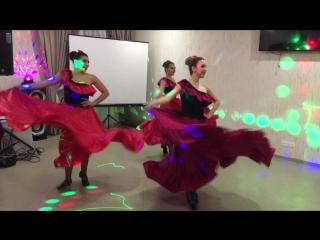 Шоу-балет Бархат - Фламенко