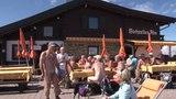 2011 07 04 restaurant altitude semaine naturiste NEWT 2011