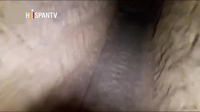 Ejército sirio halla túnel y almacén de armas de terroristas en Guta