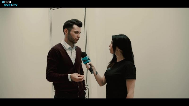 Светлана Светлакова №2 Интервью с Антоном Костриченко Шоу проект Лица PRO