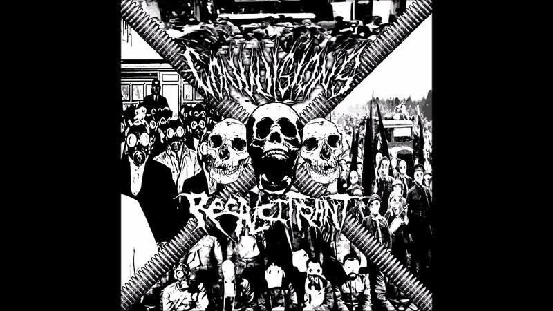 Convulsions - Split w/Recalcitrant (2018-Grindcore)