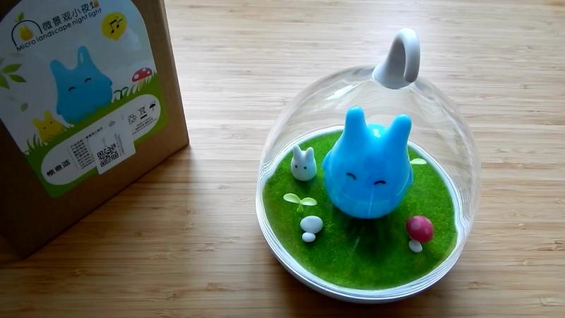 My Neighbor Totoro Nightlight