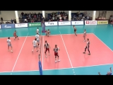 HIGHLIGHTS. Енисей — Динамо Москва Суперлига 2017-18. Мужчины