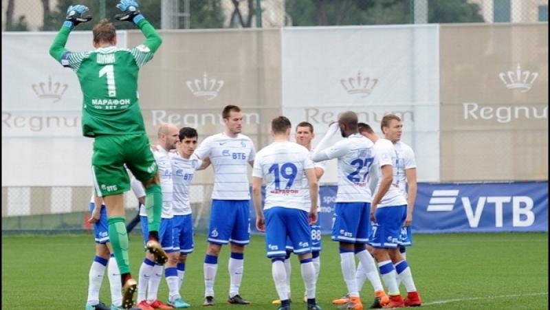 Динамо vs Амкар 2 1