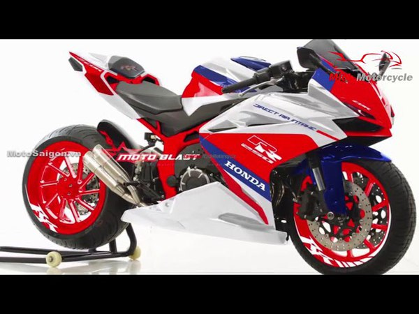 2018 Honda will have CBR350RR and many colors to compete with the Ninja 400 | Mich Motorcycle