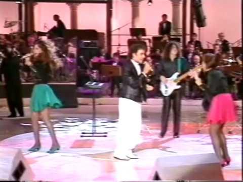 Eurovision 1991 Turkey - İzel Çeliköz, Reyhan Karaca Can Uğurluer - İki Dakika