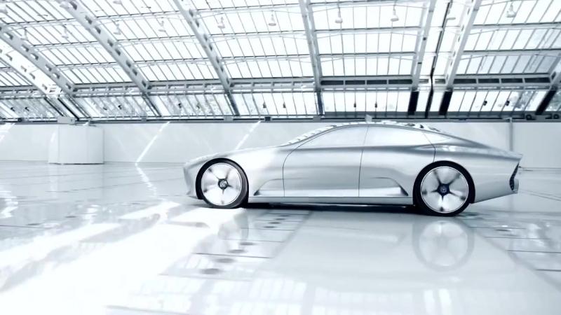 Mercedes-Benz Concept IAA.