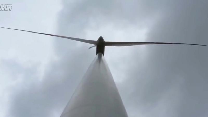 Аварии на ветряных электростанциях