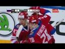Евротур 2017 18 обзор матча Россия Швеция 1 2 Чешские игры