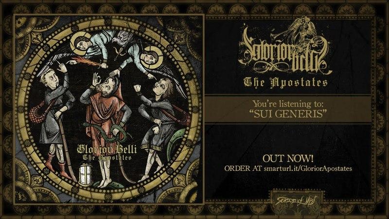 Glorior Belli - The Apostates (Full Album, 2018)
