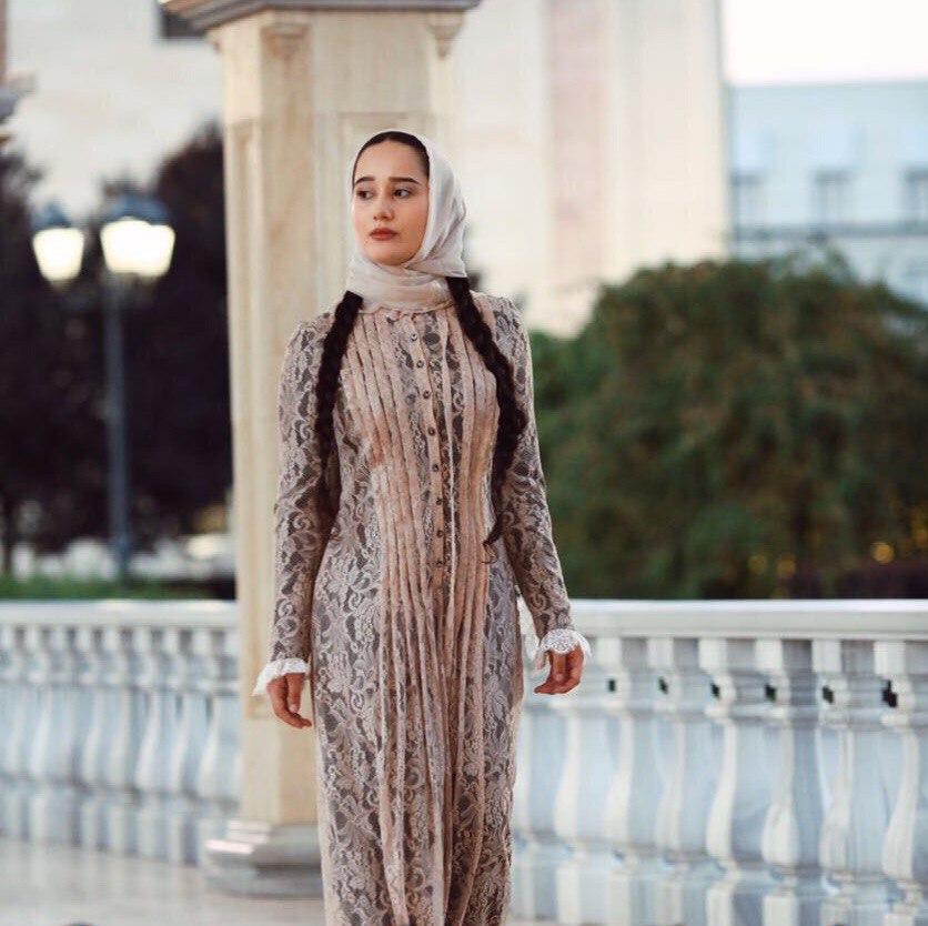 Раяна Асланбекова, Грозный - фото №3