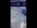 Камера наблюдения с распознавание личности в Китае