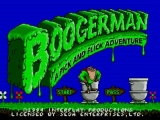 Boogerman: A Pick and Flick Adventure! SEGA олдскул ностальгия!
