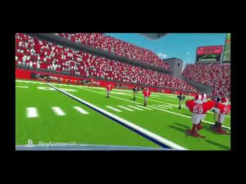 2MD VR Football Gameplay Trailer Truant Pixel PSVR Rift Vive