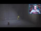 [ShadowPriestok] ОНО КЛОУНУ ОТКУСИЛИ ГЛАЗА! (LITTLE NIGHTMARES)