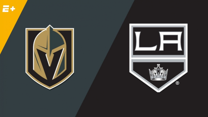 WC Round 1 Game 4 17 04 2018 VG Knights @ LA Kings