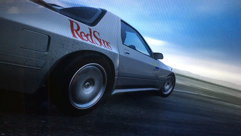 Mazda rx7 savana drift. FM7
