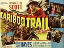 La Ruta del Cariboo The Cariboo Trail 1949 Español
