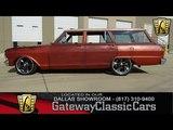 1965 Chevrolet Nova Wagon #322-DFW Gateway Classic Cars of Dallas