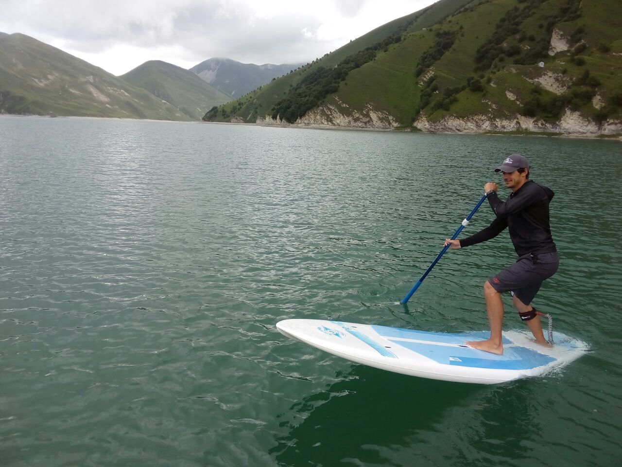 Серфинг по-сибирски