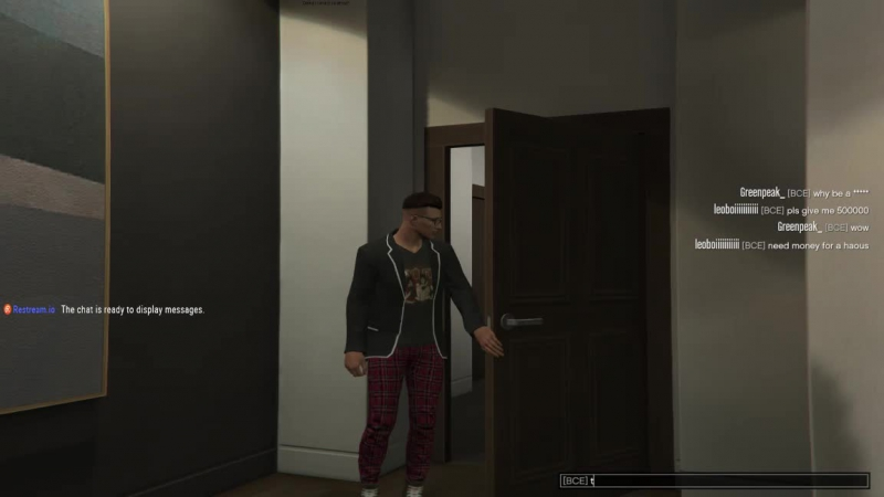 GTA online в стиле РП