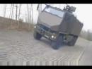 Общие Land Systems Динамика европейских 6x6 Mowag Duro IIIP Tactical Vehicle Транспорт 480p