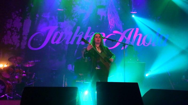 Jarkko Ahola - Mä tuun sun luo 24.3.2018
