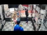 Новосибирск. Кража в секс-шопе