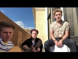 Попурри песен Ed Sheeran (Cover by New Hope Club)