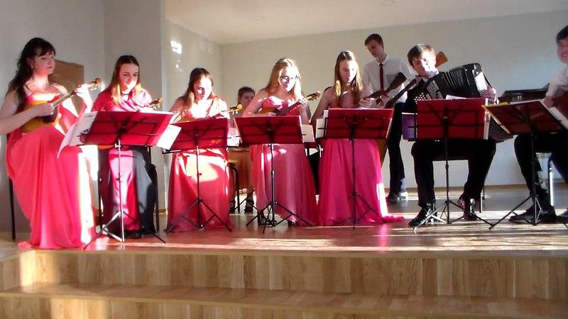 В.Зелений - Карпатська сюїтаV. Zeleny - Carpathian SuiteEnsemble Musical souvenir