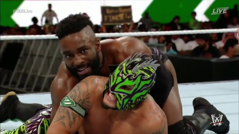ШКК: Greatest Royal Rumble (Бухэ Барилдаан) - 27.04.2018
