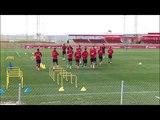 El Sevilla Vuelve al Trabajo tras la Derrota ante el Bayern