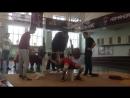 Канафин Нургиз жим лежа 90 кг при весе 58.800