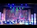 Жетісулық өнер ұжымдарының Ташкенттегі концерттік бағдарламасынан үзінді